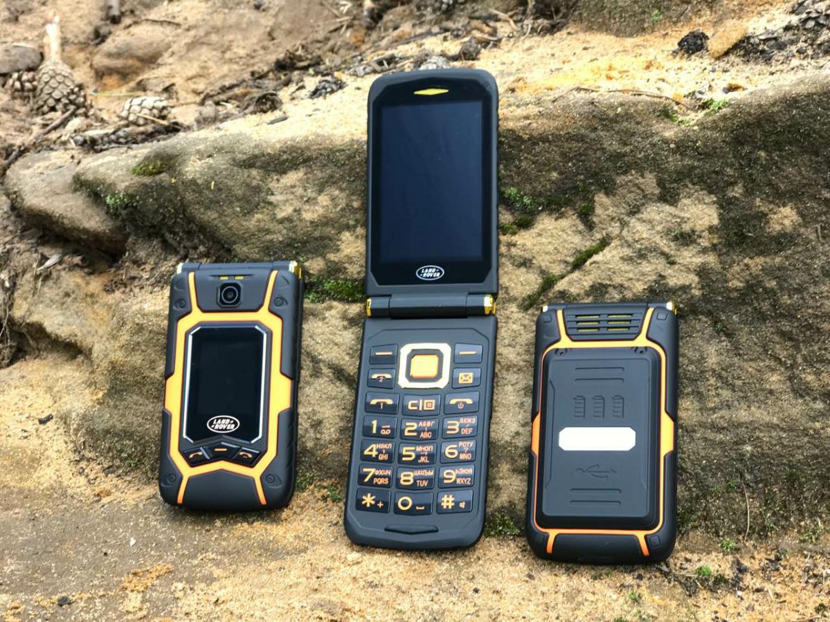 Телефон Land Rover X9 FLIP — Купить в СПб телефоны LAND ...